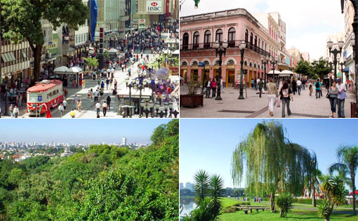 Photos of Curitiba