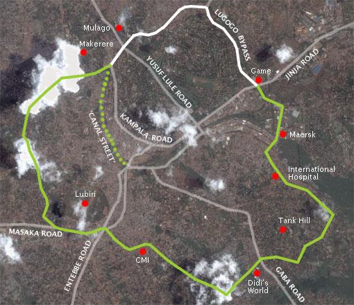 Proposed Southern Ringroad, Kampala