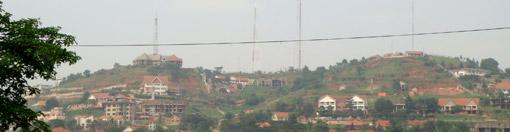 Naguru Hill, Kampala